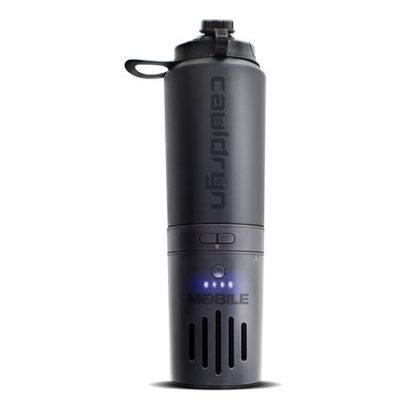 Cauldryn: the temperature controlled mug that can even boil water from a battery.