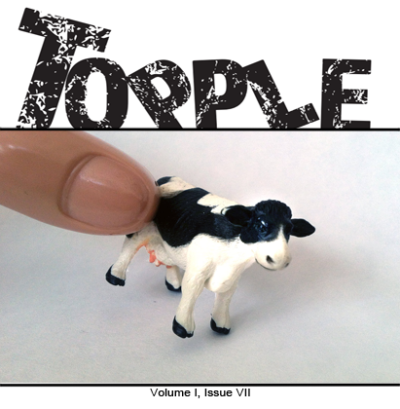 Topple #7: A puzzle magazine you download and print out.
