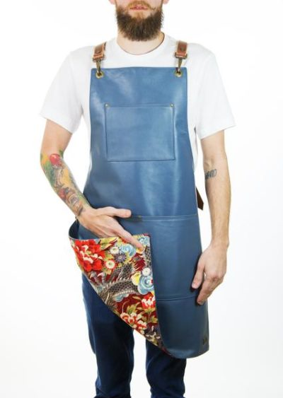 Chinese Dragon Apron for Bartenders