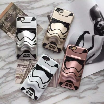 3D Stormtrooper iPhone Case