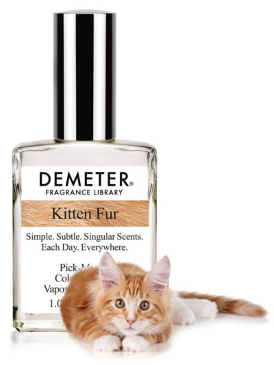 Kitten Fur Fragrance Spray (and many many others)