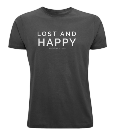 Wayfaring Apparel Lost and Happy Tee