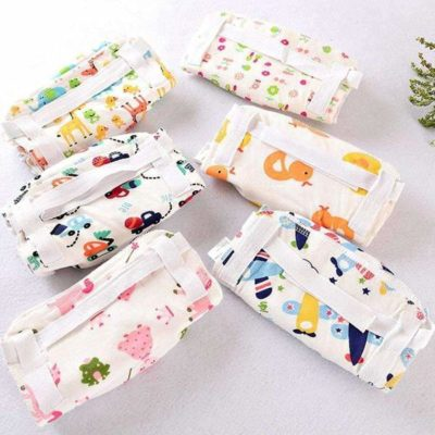 Baby Printed Cloth Washable Diapers – Reusable