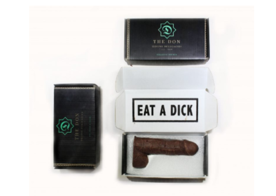 Anonymous Chocolate Dicks