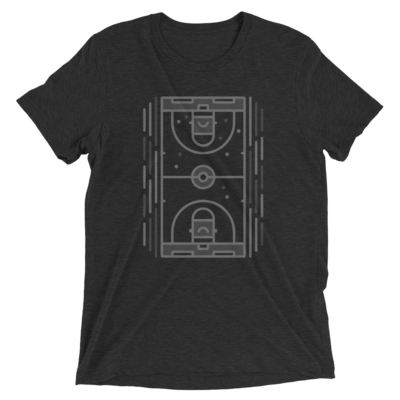 Full Court | Basketball Tee
