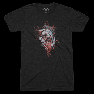 """""""Kingfisher"""" on Cotton Bureau. 9 days left to snag one up. Use promo code UQAHZPAHWW to get 10% off."""
