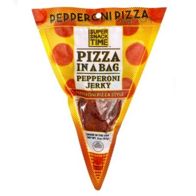 Pizza In A Bag: Pepperoni Jerky