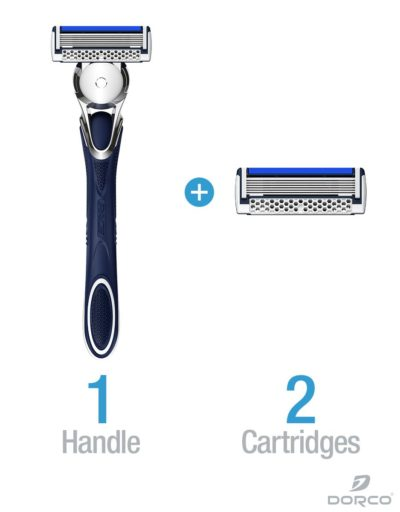 The World's first seven blade razor