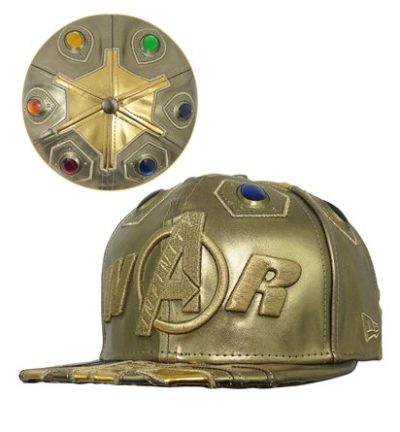 Infinity Gauntlet Hat – Didn't Know I Wanted It Until I Saw the Interior