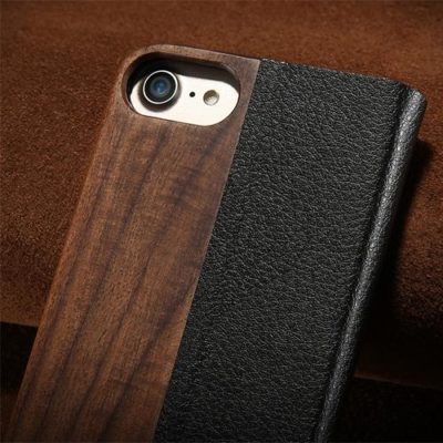 Wooden Phone Cases for iPhone and Samsung Devices
