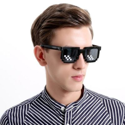 Deal With It/Thug Life 8 Bit Sunglasses V2