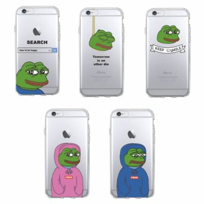 FREE Pepe The Frog Phone Case