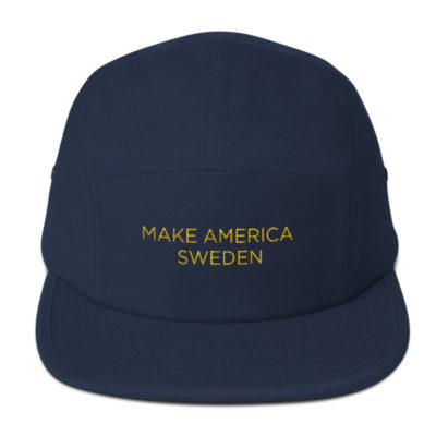 Make America Sweden Hipster Hat