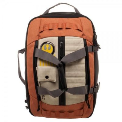 This 3 In 1 Versatile Resistance Pilot Themed Backpack