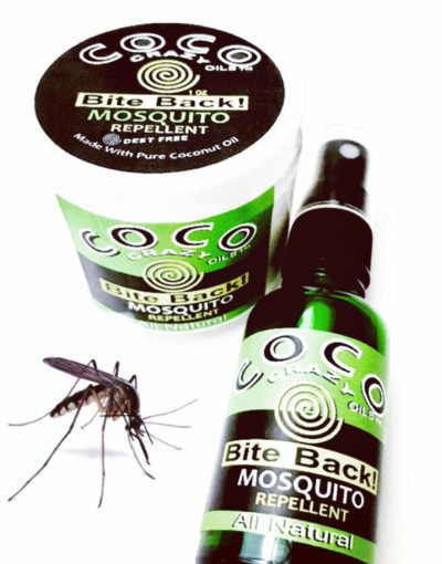 Natural Mosquito/Bug Repellent