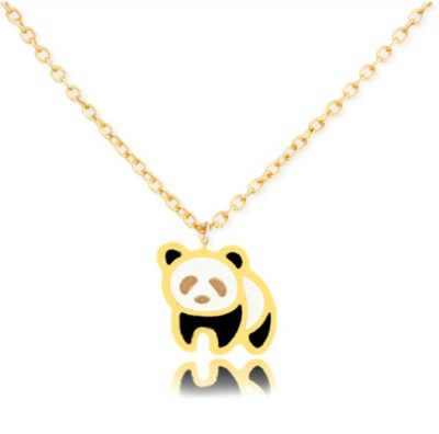 Panda Necklace (Charitable merch)