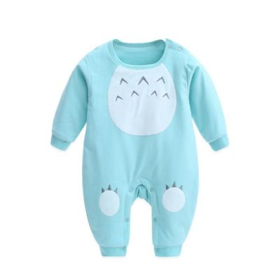If you are a fan of Studio Ghibli and Totoro, then this is perfect for your baby!