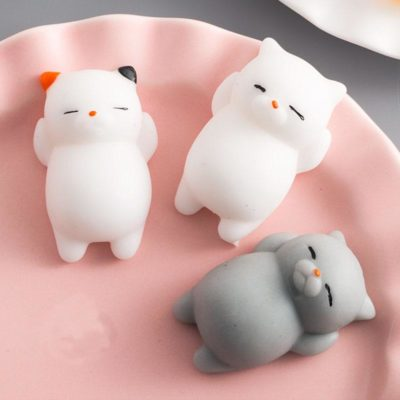 cute antistress squishy cat