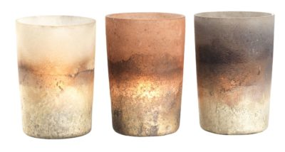 Beautiful tealight holders