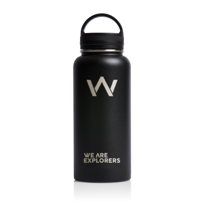 We Are Explorers Large Triple Insulated Drink Bottle