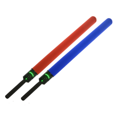 Foam swords w/ electronic scoring