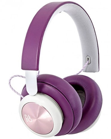 BANG AND OLUFSEN Beoplay H4 Wireless Headphones- Violet