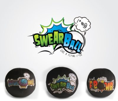 Swearball – The F Bomb