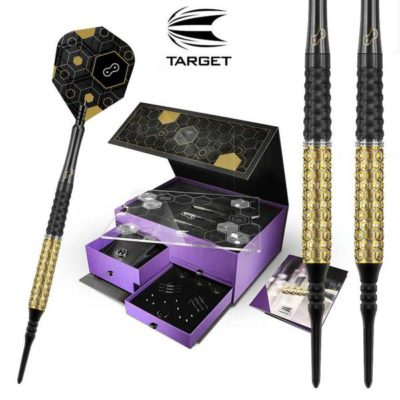 Target Elysian 4 Soft Tip Darts 18g – Only 200 sets in the World!