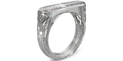 Jony Ive's latest design is the ultimate diamond ring – made only of diamond …