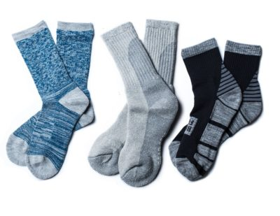 Wildly Good Merino Wool Socks Bundle – Great Gift for the holidays!