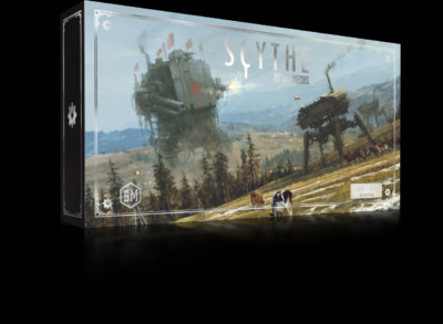 Nerdy Metal Mechs from the World of 1920+ and the strategy board game Scythe