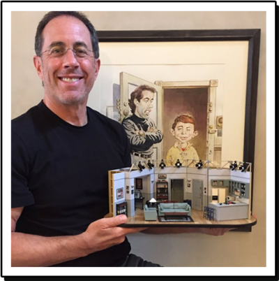 Buy a replica of the Seinfeld set