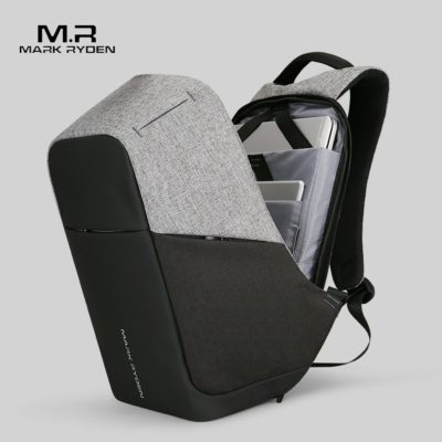 Anti-Theft Waterproof USB Integrated Travel Backpack