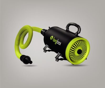 BigBoi Blowr Mini – Touchless Drying for Cars and Bikes