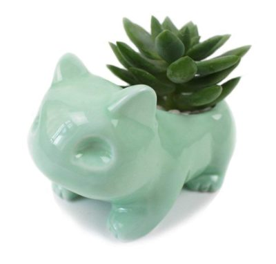 Pokémon Bulbasaur flower pot
