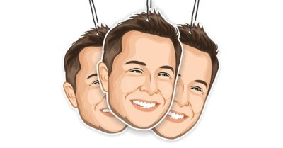 Elon's Musk – Air Fresheners for your car