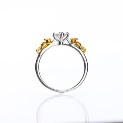 Pikachu Ring For Pokemon Lovers