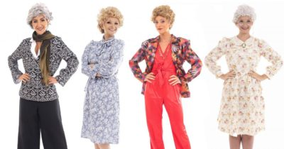 Target Has Debuts Golden Girls Costumes for Halloween 2019!!!!