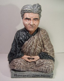 From the people who brought you Gnome Chomsky, it's Howard the Zinn Monk