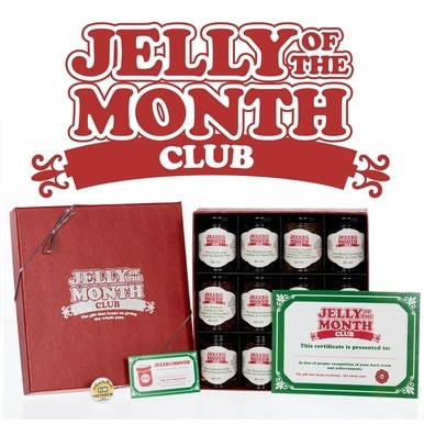 Jelly of the Month Club Gift Set from Christmas Vacation
