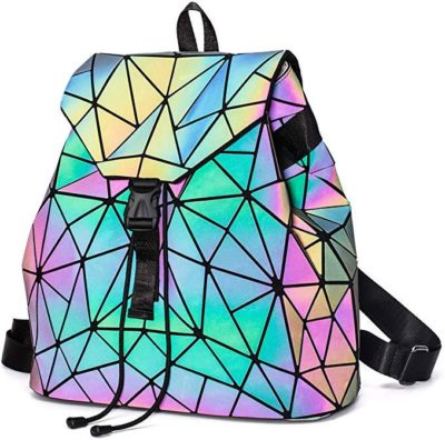 The Trinity Bag – Color changing backpack