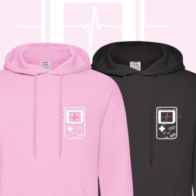 Game Life Unisex Hoodies