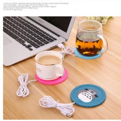 usb powered tea/coffee heating pad