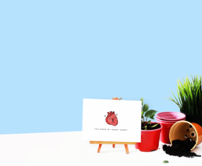 Sendable Greeting Cards That Grow Into Living Plants