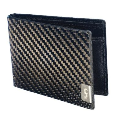 New Carbon Fiber Wallet Style
