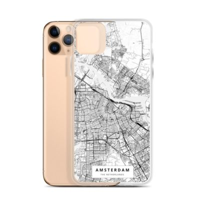 iPhone Cases made from Custom Maps