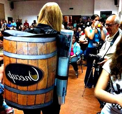5 litre beer dispensing backpack 🎒…