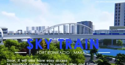 Own a high end luxury 1 bedroom unit in Taguig Philippines (best place to invest) for just 400 dollars a month